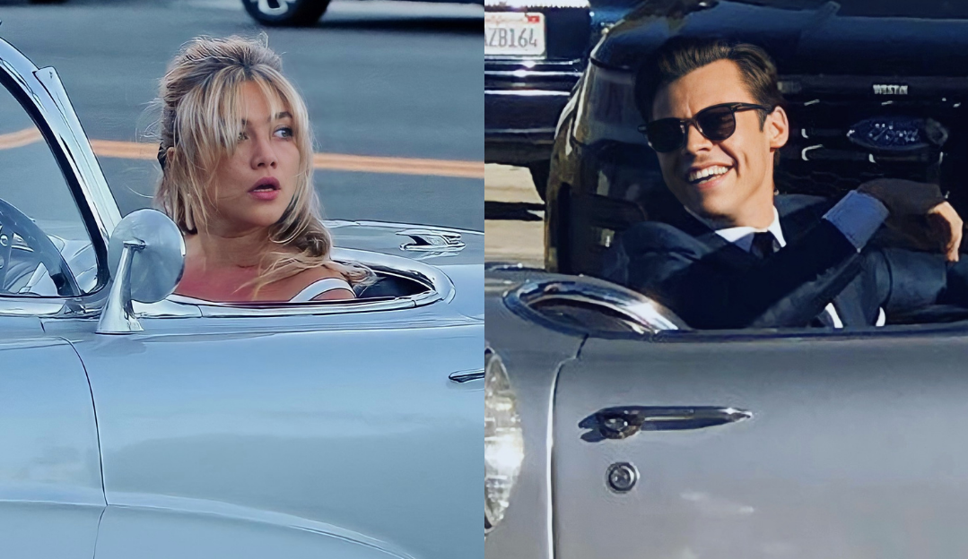 'Don't Worry Darling': É divulgado teaser e data de estreia do longa com Harry Styles e Florence Pugh