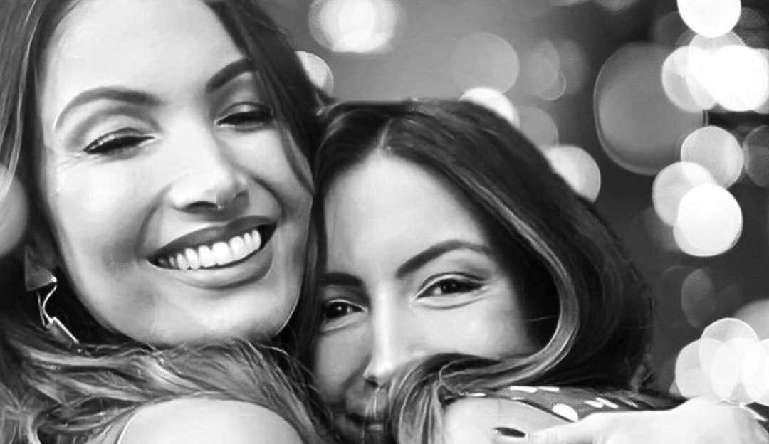 Após cirurgia de emergência, Patrícia Poeta agradece o apoio da irmã em post emocionante