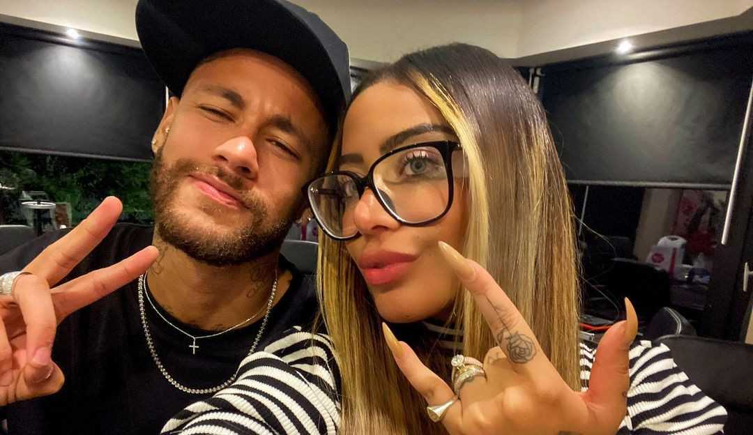 Rafella Santos defende o irmão Neymar após discussão com Patricia Pillar
