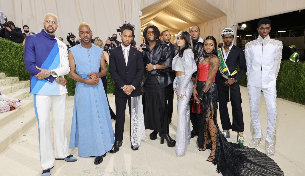 Faltou representatividade negra no Baile do MET 2021