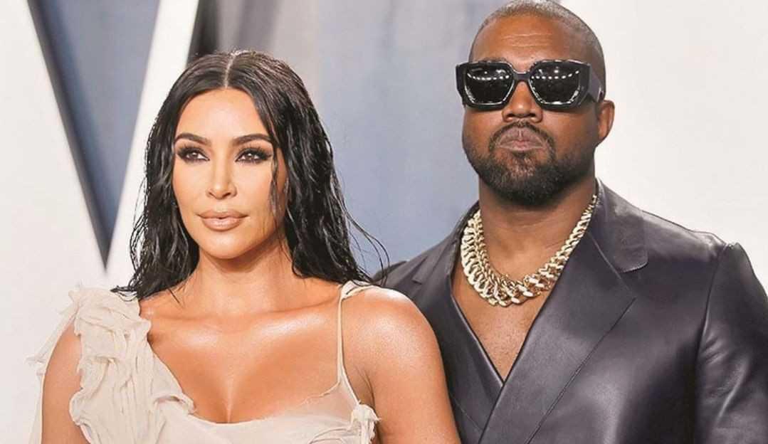 Jornal internacional revela que Kanye West traiu Kim Kardashian