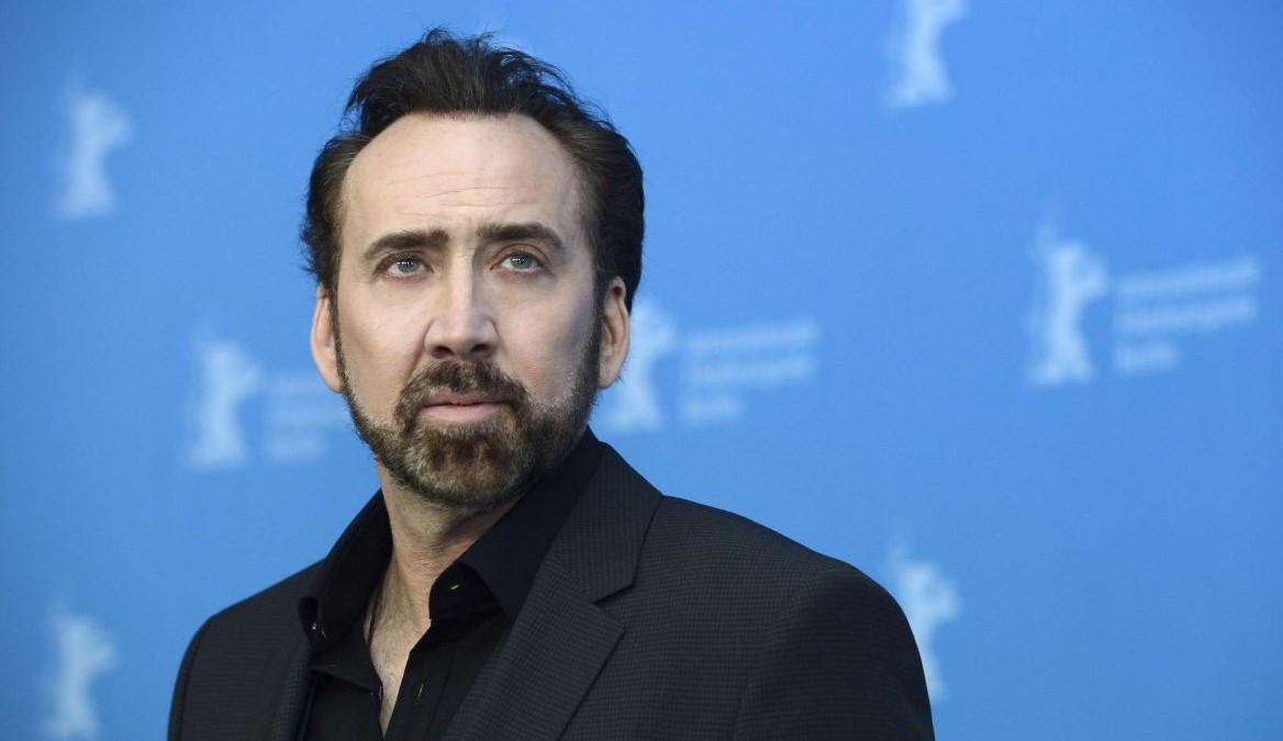 Nicolas Cage descarta a aposentadoria