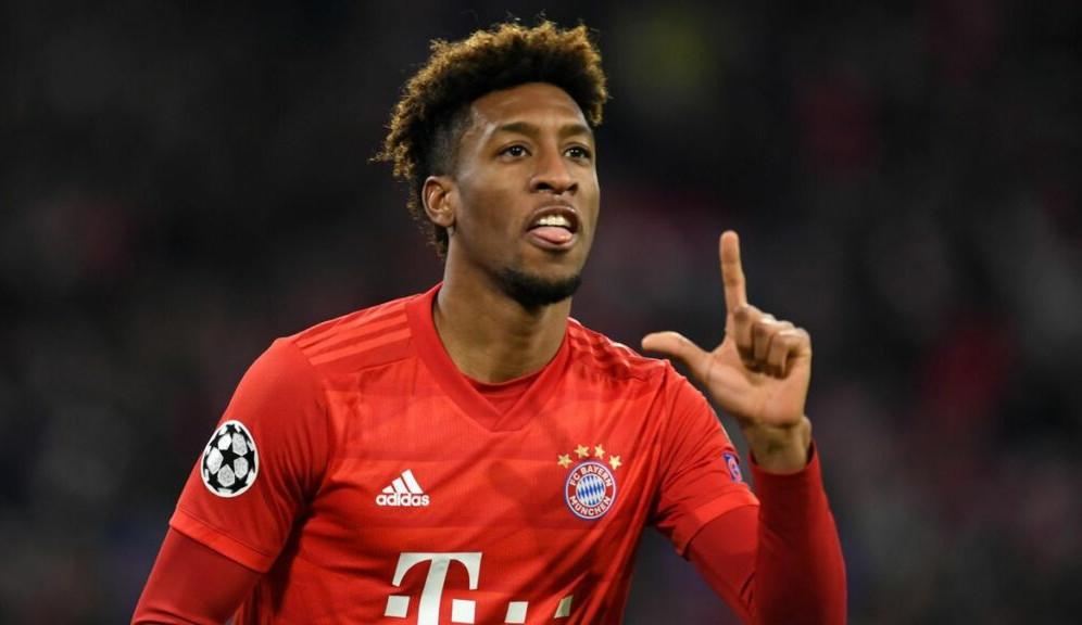 Coman vira desfalque do Bayern de Munique por duas semanas