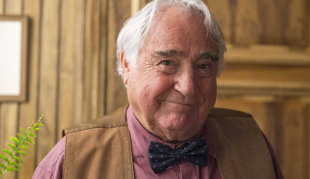 Morre aos 87 anos o ator Luíz Gustavo