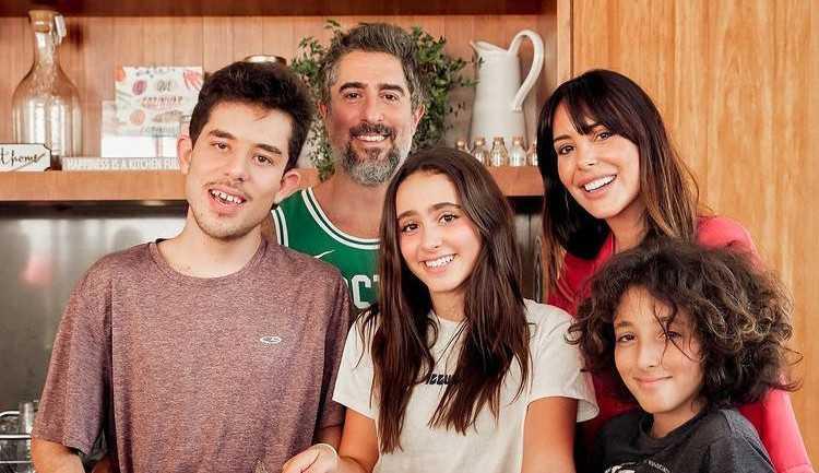 Marcos Mion comemora aniversário de sua filha Donatella