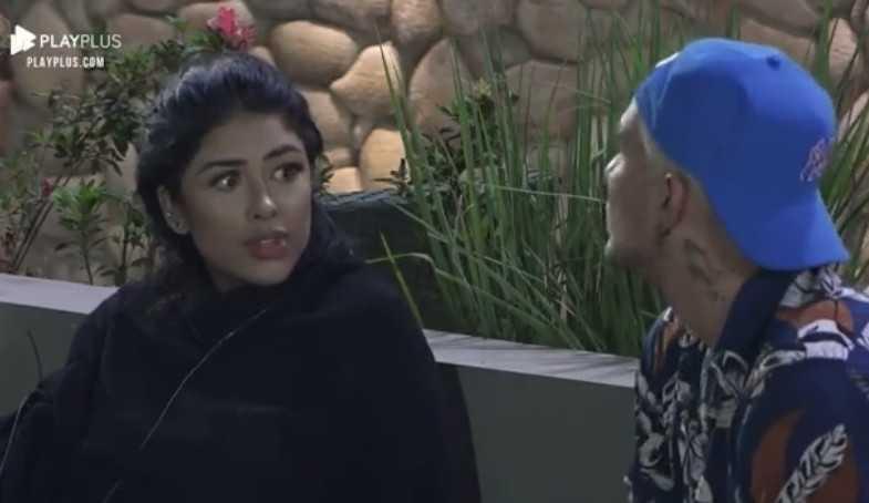 A Fazenda 13: MC Gui diz que Dayane é 'escrota' e Medrado pede para ele falar na cara: 'Não precisa falar pra mim'