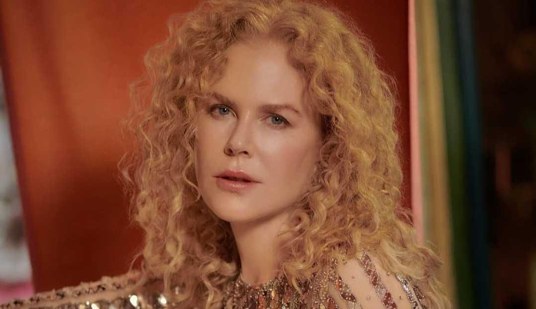 Nicole Kidman diz não se importar em gravar cenas quentes