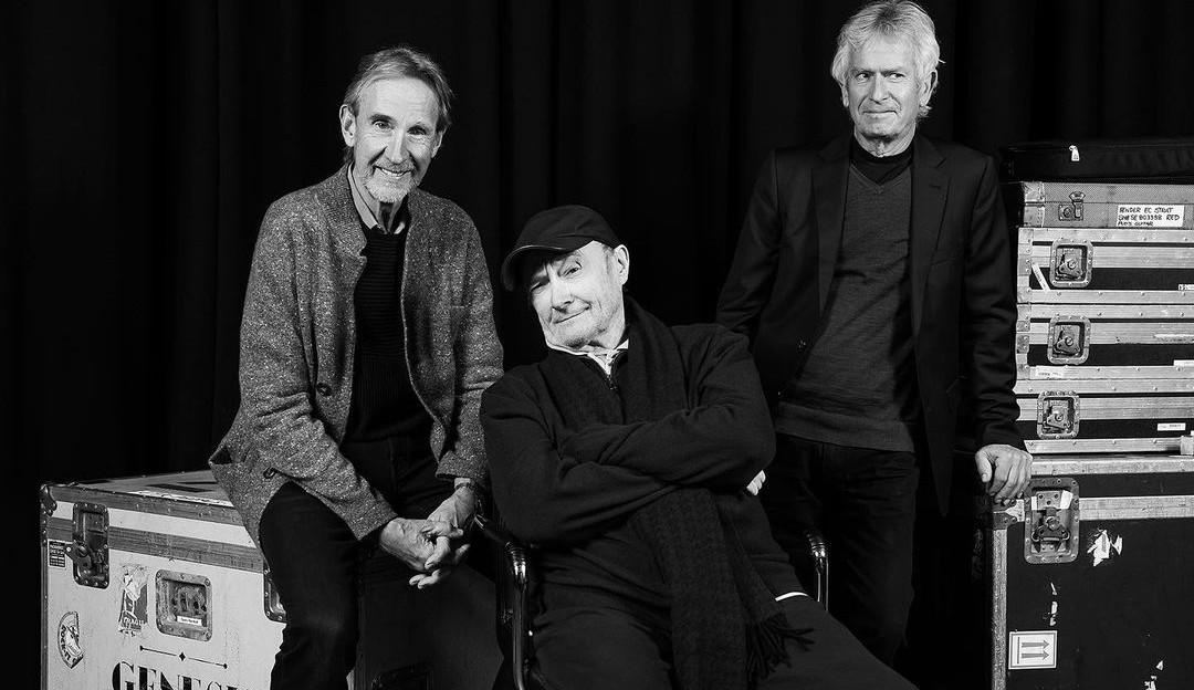 Genesis empolga em primeiro dia da tour 'The Last Domino?'