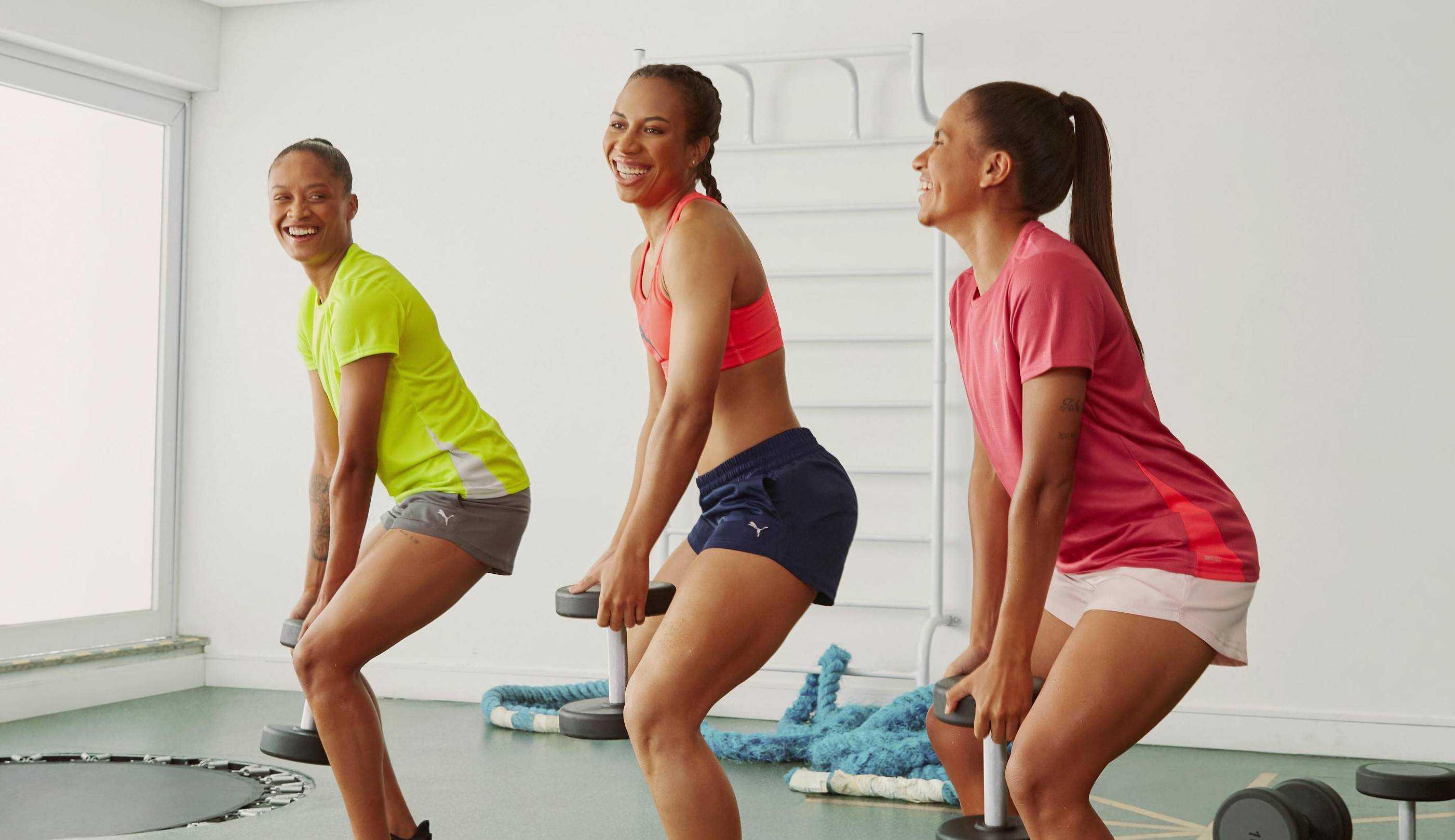 PUMA garante mais destaque às mulheres no esporte