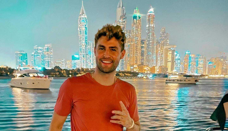 Rezende mostra entusiasmo por Dubai:
