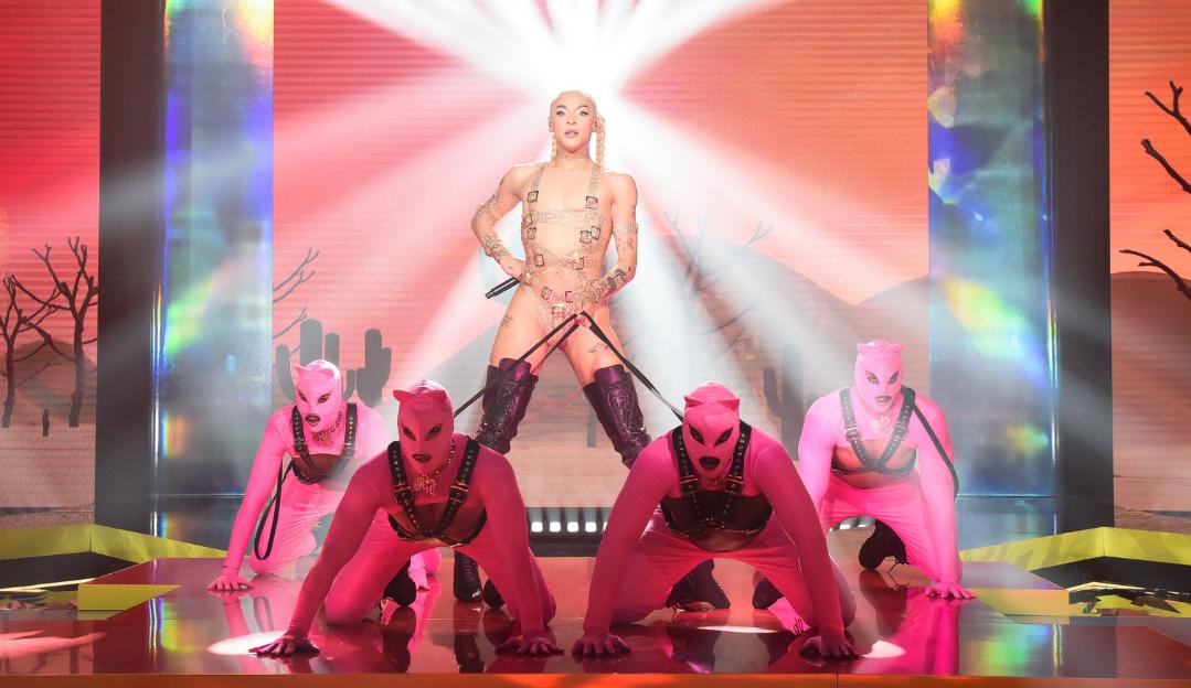 MTV Miaw: apresentações de Lagum, Pabllo Vittar, Luisa Sonza, Pedro Sampaio, Ludmilla, Mariah Nala e Manu Gavassi animaram a noite da premiação