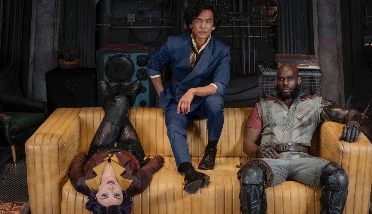 Netflix divulga abertura do live-action de 'Cowboy Bebop'