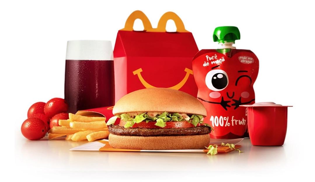 McDonald's fará transição para brinquedos 100% sustentáveis até 2025