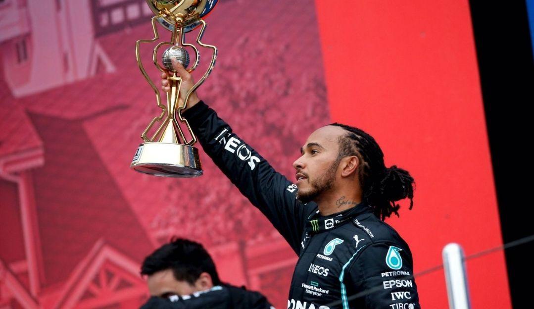 Hamilton 100 vezes: Piloto vence pela centésima vez