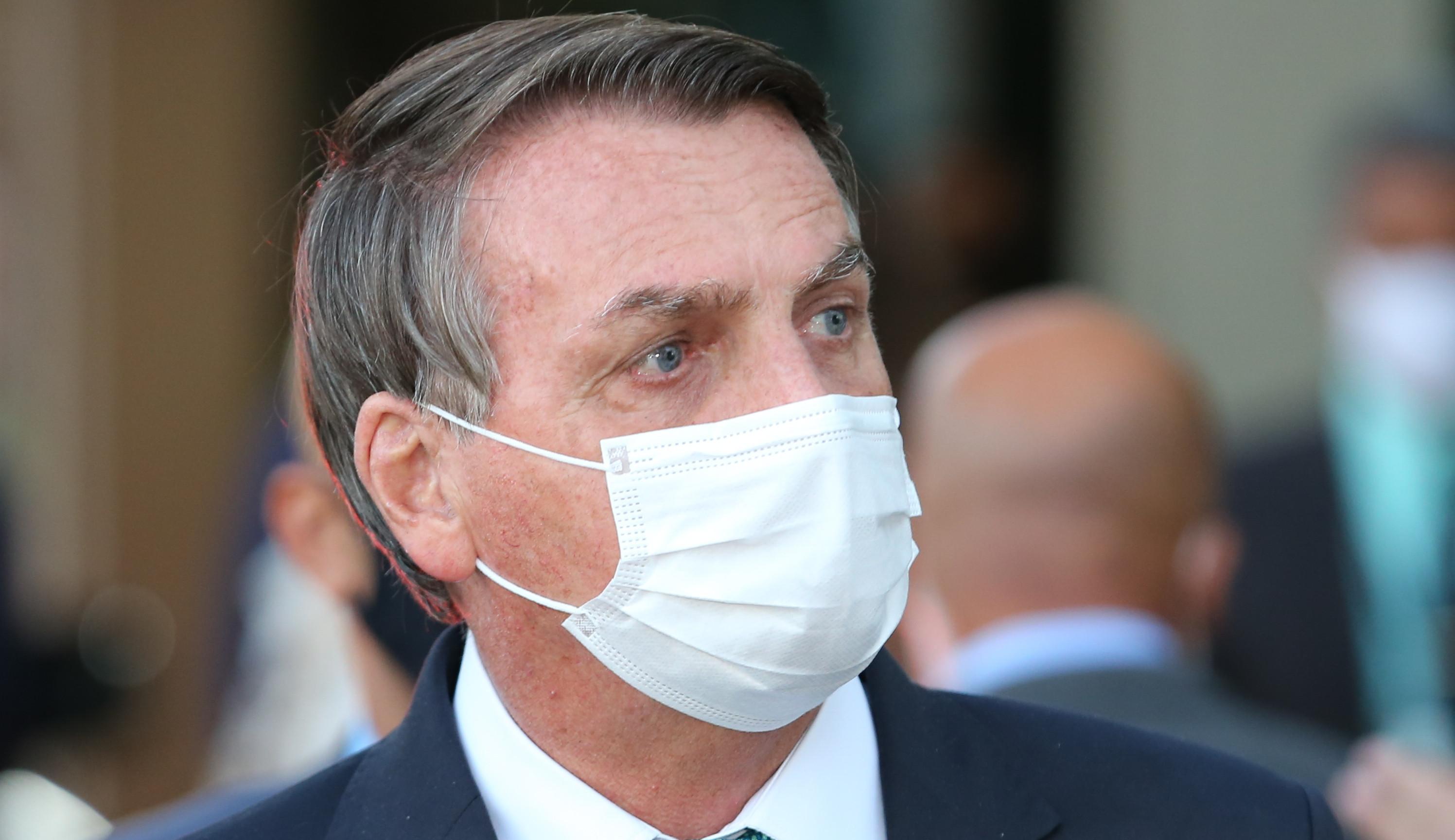 Jair Bolsonaro testa negativo para Covid-19 em nova avaliação
