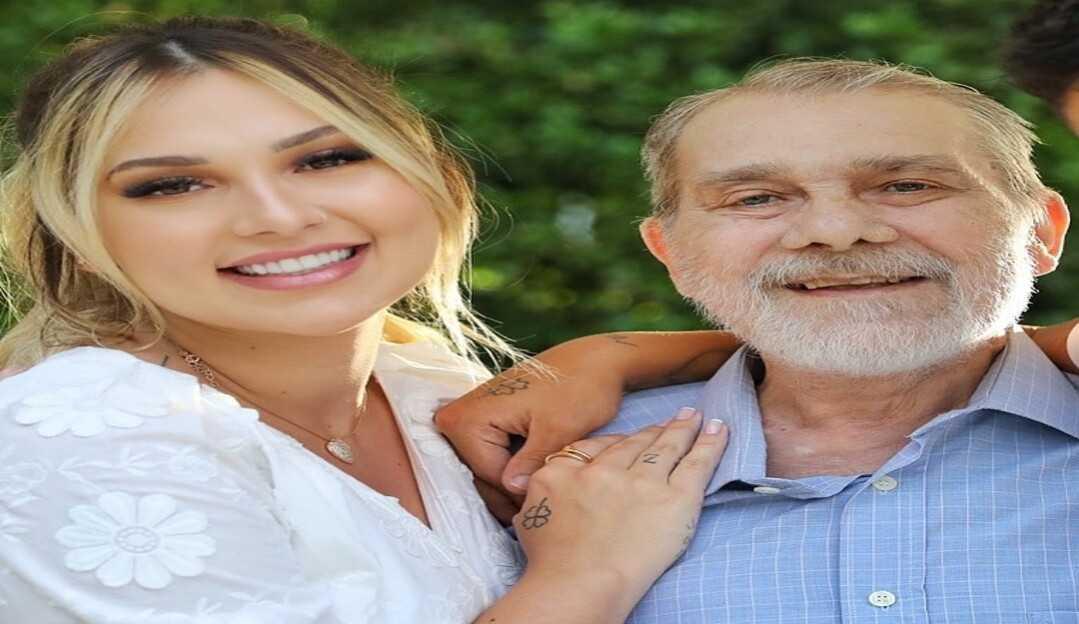 Virgínia Fonseca anuncia  viagem  para Portugal para atender desejo do pai