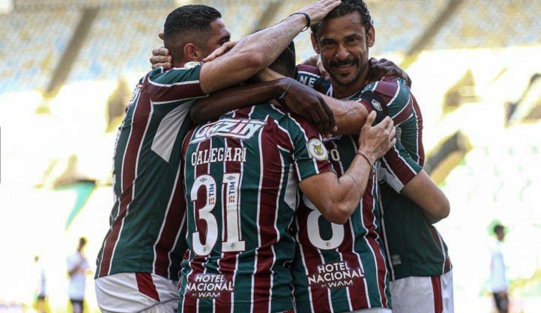 Fluminense encosta no G6 com vitória e gol histórico no Maracanã
