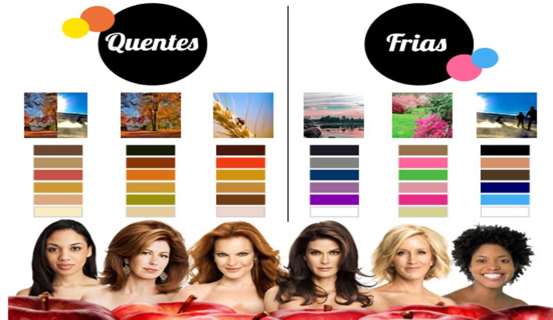 Descubra sua paleta de cores ideal