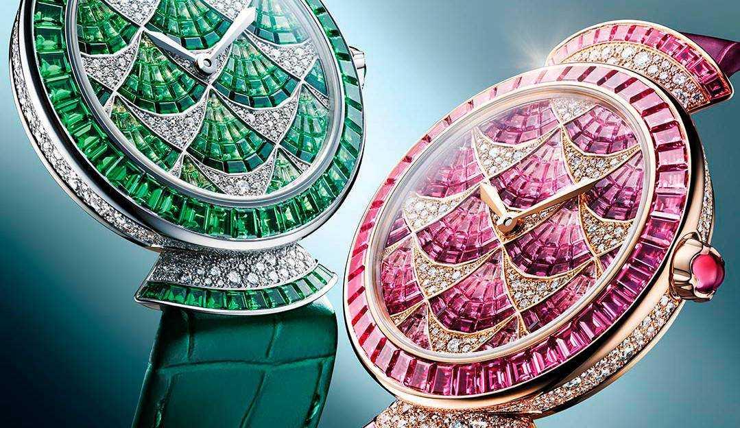 Conheça os novos relógios da Bulgari