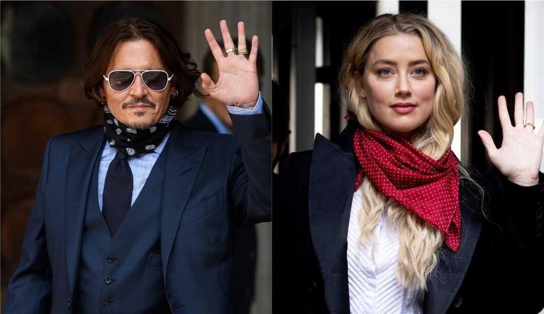 Sia declara em sua conta do Twitter apoio a Johnny Deep em confronto contra Amber Heard