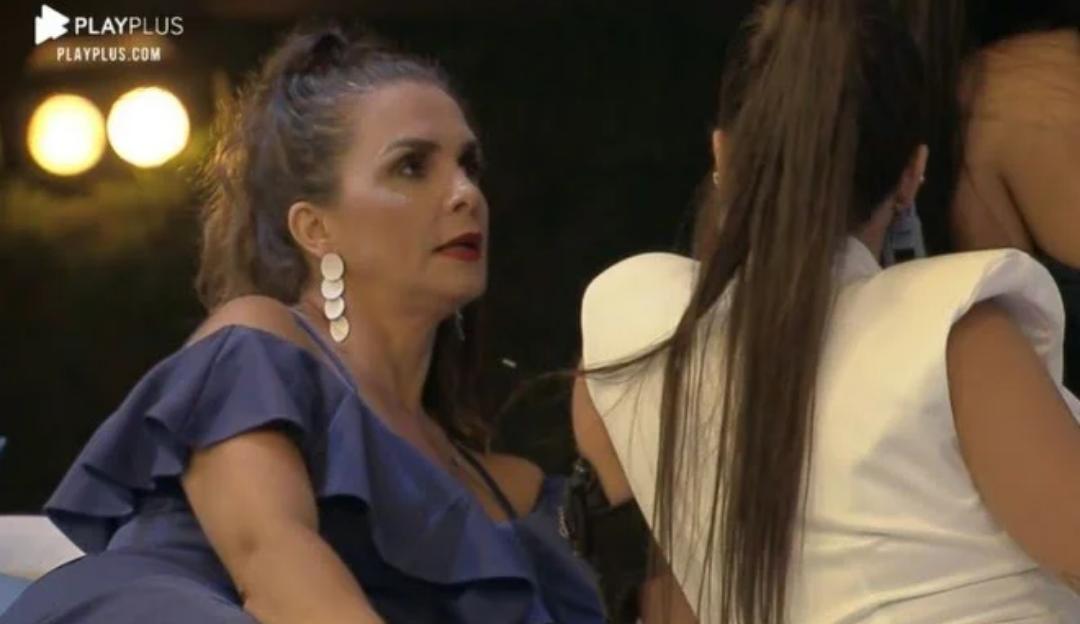 A Fazenda 12: Luiza acusa produção de 'passar mão na cabeça de Raissa'