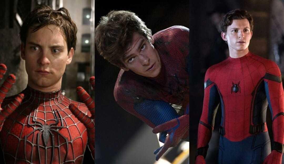Homem-Aranha: O único com o superpoder de atravessar universos cinematográficos
