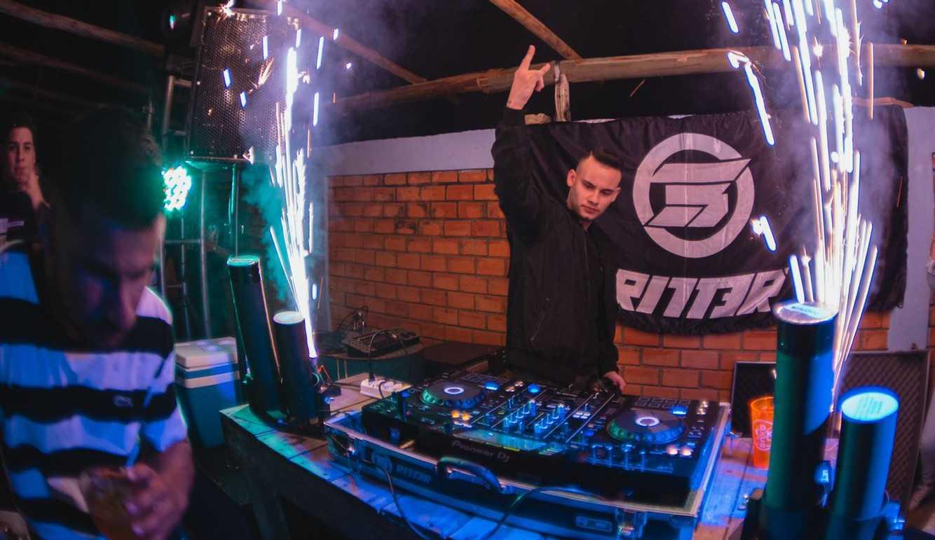 Quem é DJ RITTER?