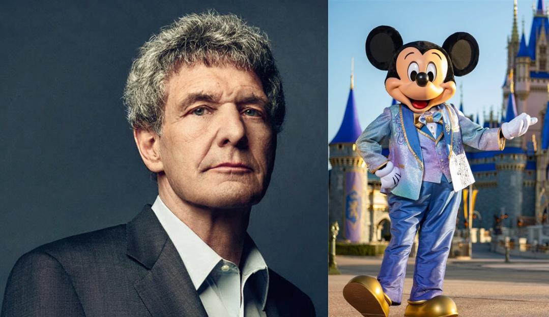 Diretor de criação da Disney se aposenta ao fim desse ano