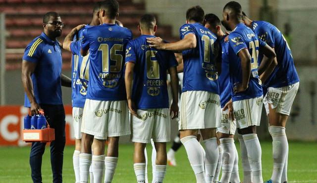 Com salários atrasados jogadores do Cruzeiro anunciam greve
