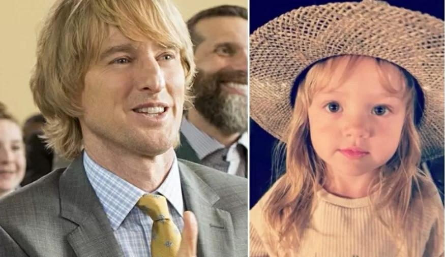 Owen Wilson sofre duras críticas após ex revelar que o astro não conhece a filha de 3 anos