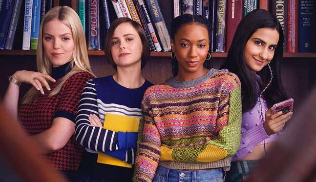 HBO revela trailer oficial da série 'The Sex Lives of College Girls'