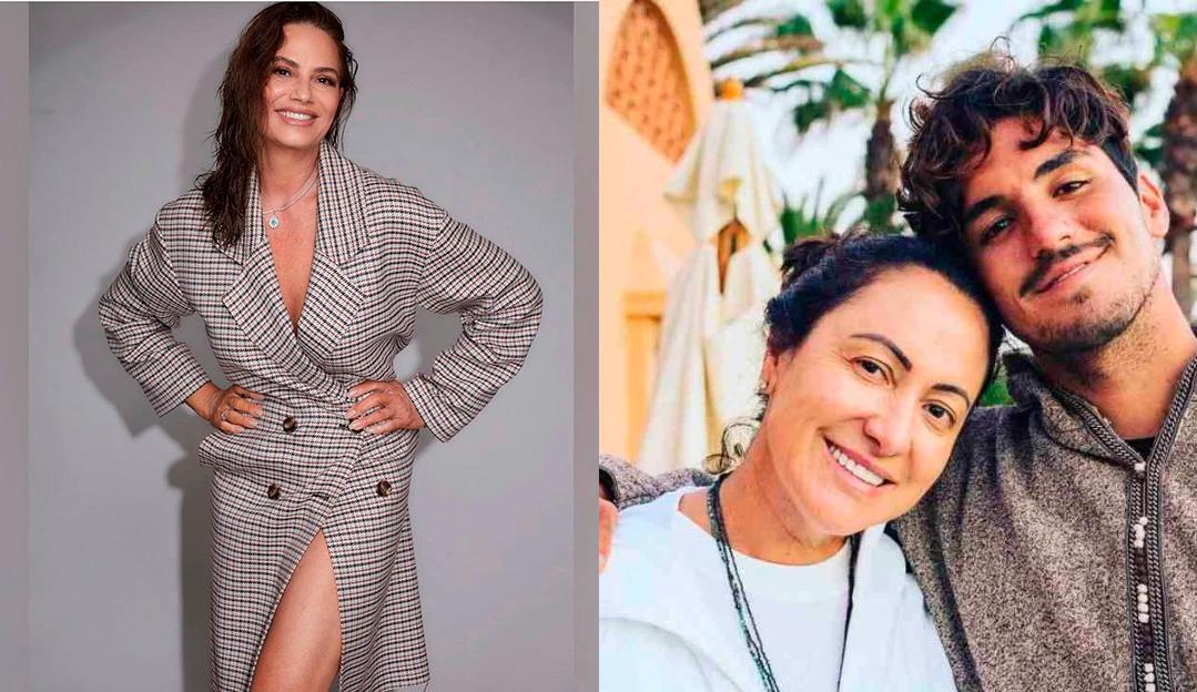 Luiza Brunet posta sobre crime virtual após ofensas de Simone Medina à sua filha