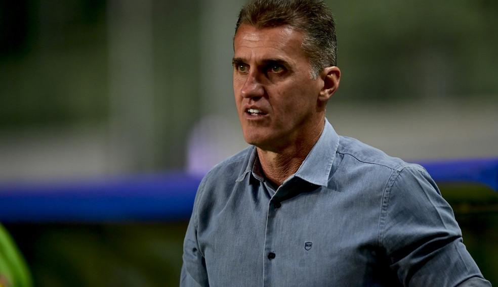 Grêmio anuncia Vagner Mancini como seu novo treinador