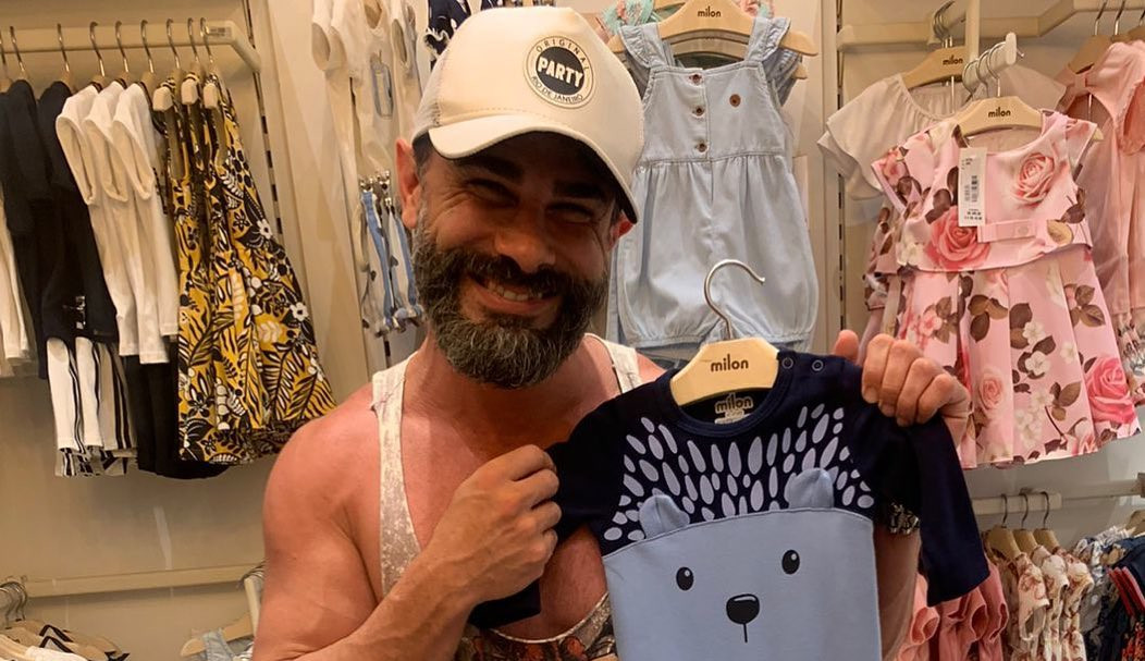 Jorge Sousa anuncia chegada do segundo filho