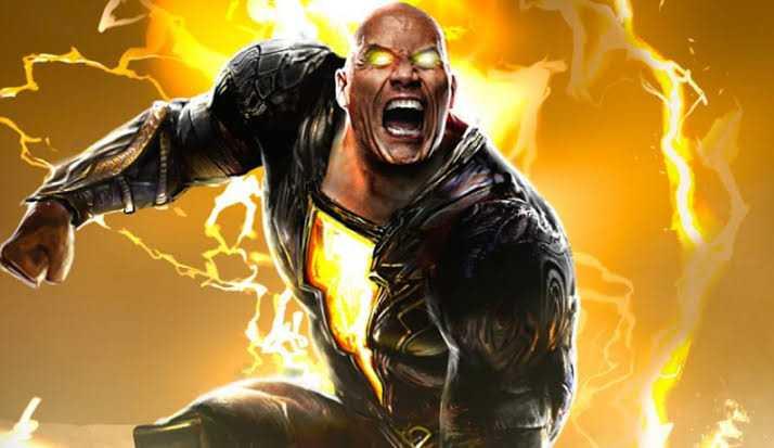 Primeira prévia de 'Adão Negro' é revelada no DC Fandome