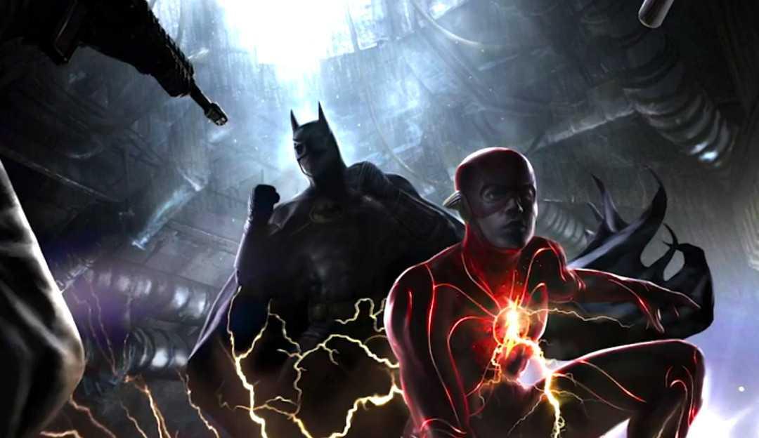 Teaser trailer de 'Flash' revela o multiverso da DC
