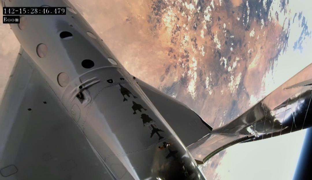 Virgin Galactic, empresa especializada em voos aeroespaciais, adia viagens para 2022