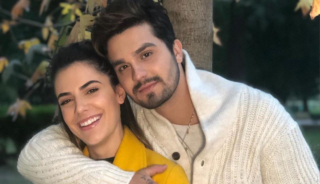 Jade Magalhães e Luan Santana terminam o noivado