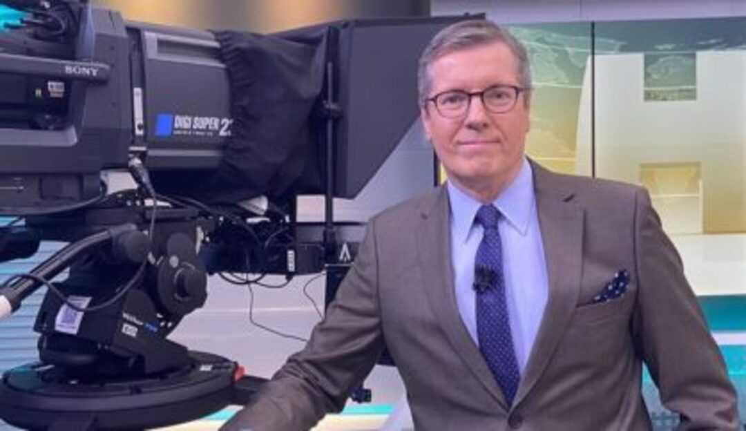 Márcio Gomes é anunciado por nova emissora