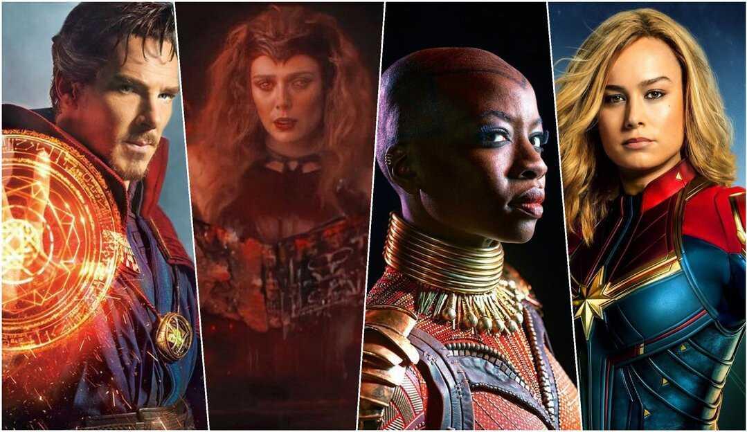 Marvel muda data de lançamento de vários projetos incluindo 'Doutor Estranho 2' e 'Thor 4'