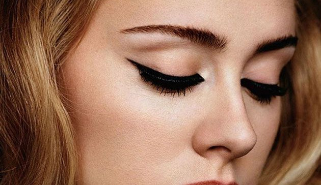 Saiba como fazer o delineado perfeito da cantora Adele