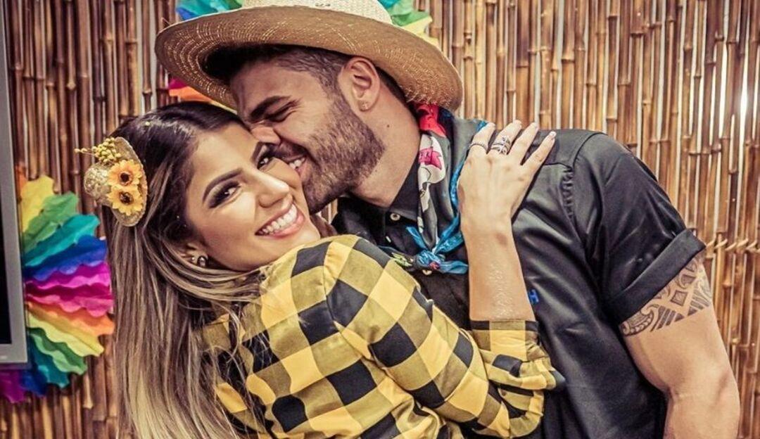 Hariany Almeida e DJ Netto terminam namoro