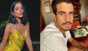 Bruna Marquezine e Enzo Celulari são flagrados aos beijos em Fernando de Noronha
