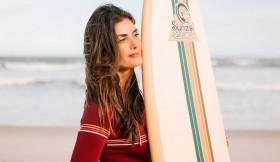Isabella Fiorentino revela paixão pelo surfe: 'É mais que um esporte'