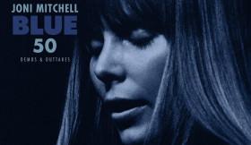 Joni Mitchell celebra o aniversário de 50 anos do álbum 'Blue' lançando um EP de demos e outtakes
